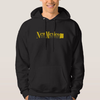 New Mexico Gold Hoodie