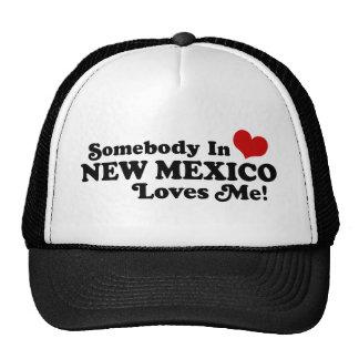 New México Gorros Bordados