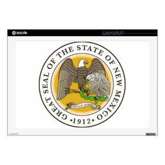 New Mexico Great Seal Laptop Decals