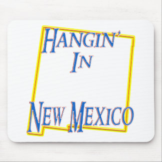 New México - Hangin Alfombrilla De Ratón
