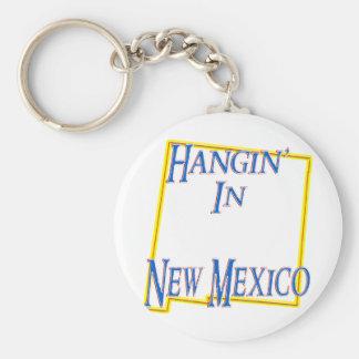 New Mexico - Hangin' Key Chain