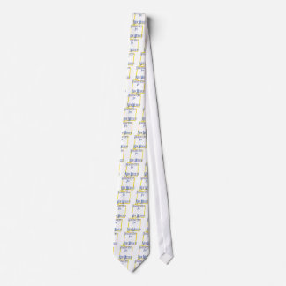 New Mexico - Hanging Out Neck Tie