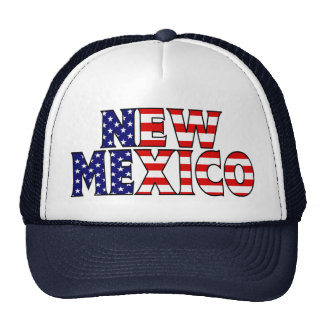 New Mexico Hat
