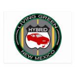New México híbrido Tarjetas Postales
