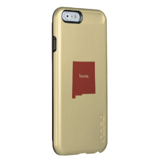 New Mexico Home State Red Incipio Feather® Shine iPhone 6 Case