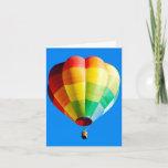 New Mexico Hot Air Balloon Fiesta Photo Note Card