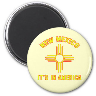 New Mexico - It's in America Magnet