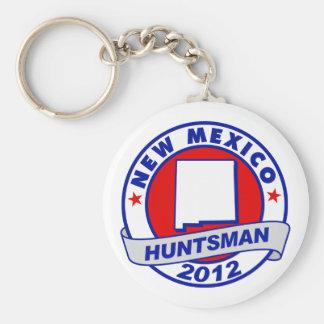 New Mexico Jon Huntsman Key Chains