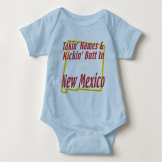 New Mexico - Kickin' Butt Baby Bodysuit