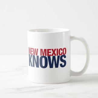 New Mexico Knows Coffee Mug