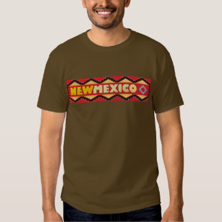 New Mexico - Land of Enchantment Tee Shirt