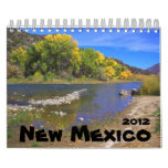 New Mexico Landscape 2012 Wall Calendars