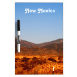 New Mexico Landscape Dry-Erase Whiteboard