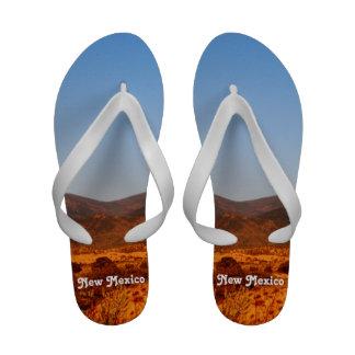 New Mexico Landscape Sandals