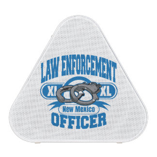 New Mexico Law Enforcement Officer Handcuffs Bluetooth Speaker