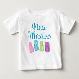 New México lindo embroma la camiseta