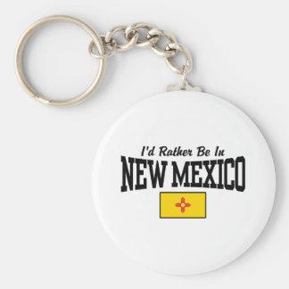 New México Llavero Personalizado