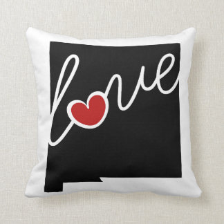 New Mexico Love!  Gifts for NM Lovers Pillows