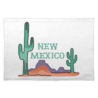 New México Manteles