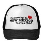 New Mexico Mesh Hats