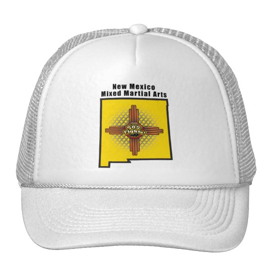New Mexico MMA Trucker Hat
