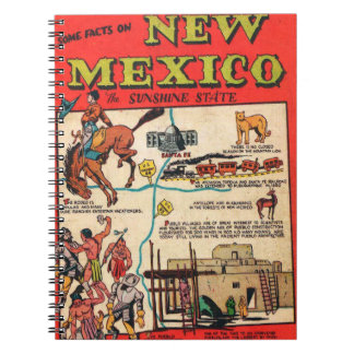 New Mexico Notebooks