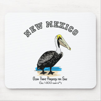 New Mexico: Ocean front property for sale! Mouse Pad