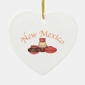 NEW MEXICO CHRISTMAS TREE ORNAMENTS
