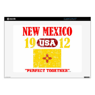 NEW MEXICO PERFECT TOGETHER DISTRESSED PRODUCTS SKIN FOR LAPTOP