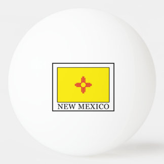 New Mexico Ping-Pong Ball