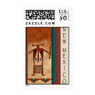 New Mexico Postage