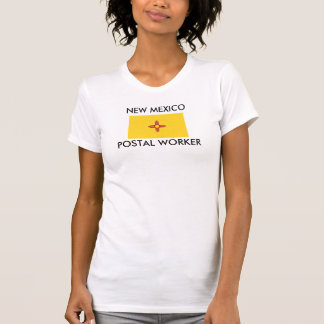 NEW MEXICO POSTAL WORKER T-SHIRT