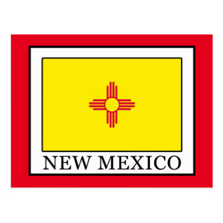 New Mexico Postcard
