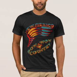 New Mexico-Pow Wow Country T-Shirt