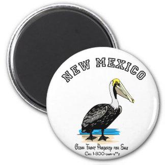 New México:  ¡Propiedad del frente de océano para  Iman De Frigorífico
