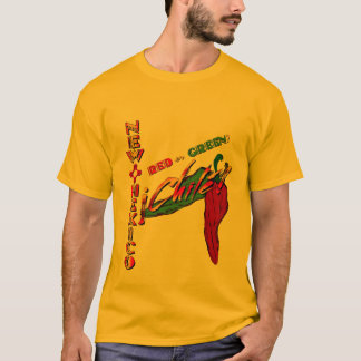 New Mexico - Red or Green? T-Shirt
