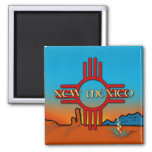 New Mexico Refrigerator Magnets