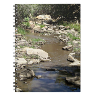 New Mexico Rio Bonito Spiral Note Book