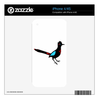 New Mexico Road Runner Decals For iPhone 4S