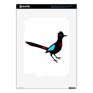 New Mexico Road Runner Skin For iPad 3
