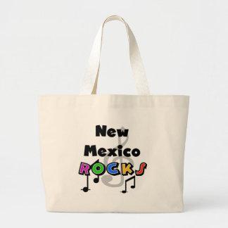 New Mexico Rocks Canvas Bag