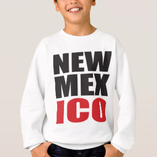 New Mexico Rocks! State Spirit Gifts and Apparel Sweatshirt