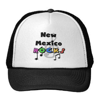 New Mexico Rocks Trucker Hat