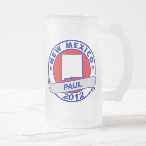 New Mexico Ron Paul Mugs
