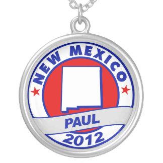 New Mexico Ron Paul Custom Necklace