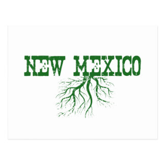 New Mexico Roots Postcard
