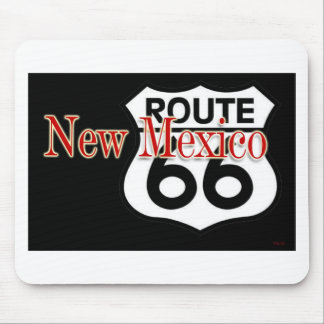 New Mexico Route 66 Mouse Pads