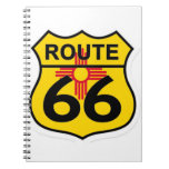 new mexico route 66 notebook