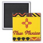 New Mexico Santa Fe Magnet
