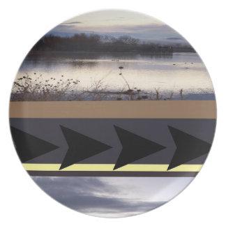 New Mexico Scenic Plate